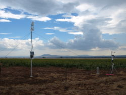 Grain Farm Telemetry Hub and Weather Station