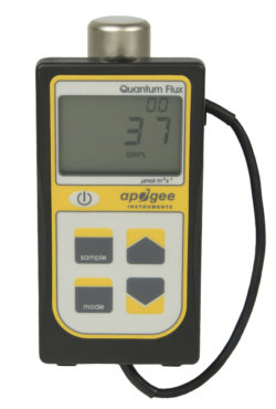 MQ-501: Hand-held Full-spectrum Quantum Meter