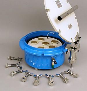 Extractor 15 BAR Ceramic Plates