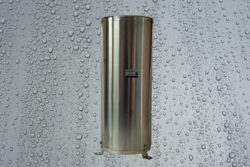 SRG0 - Stainless steel rain guage
