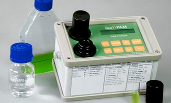 Dual-channel Photosynthesis Yield Analyzer