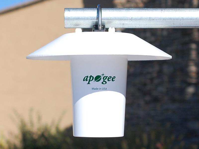 Apogee TS-100 High-Efficiency Aspirated Radiation Shield