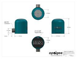 SQ-521 Tech Drawing